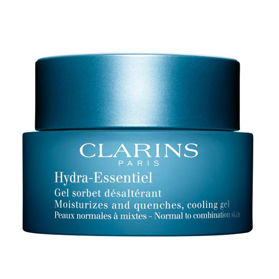 Clarins Hydra Essentiel Cooling Gel 50 ml normal to combination skin