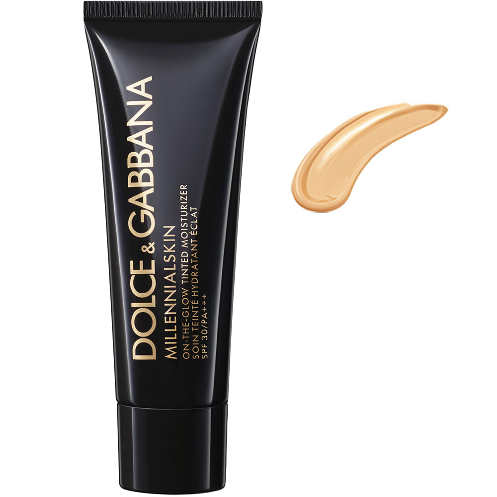 Dolce & Gabbana Millenialskin On The Glow Tinted Moisturizer SPF30 n. light 2 cream
