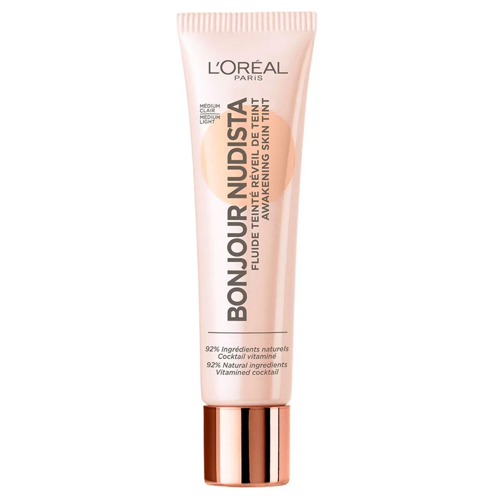 L Oreal Bonjour Nudista medium light