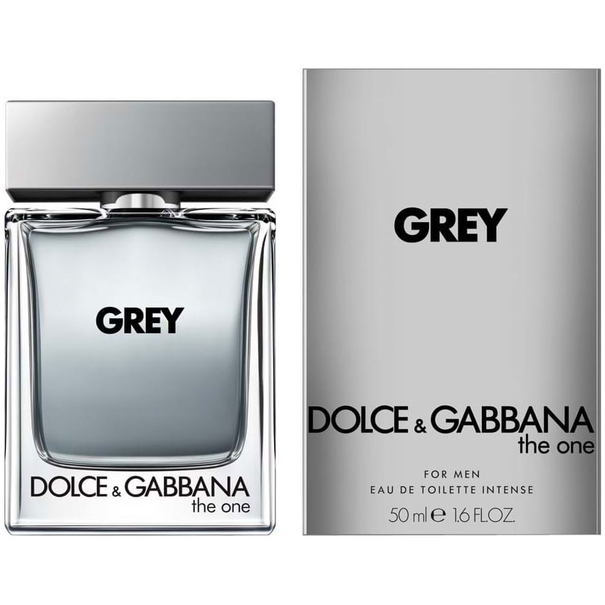 Dolce&Gabbana The One Grey eau de toilette intense 50 ml spray