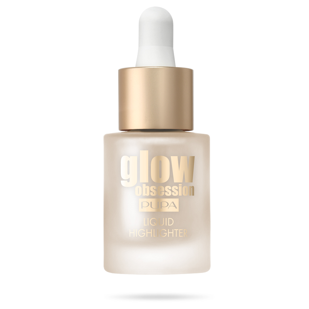 Pupa Glow Obsession Liquid Highlighter n. 001 holo light