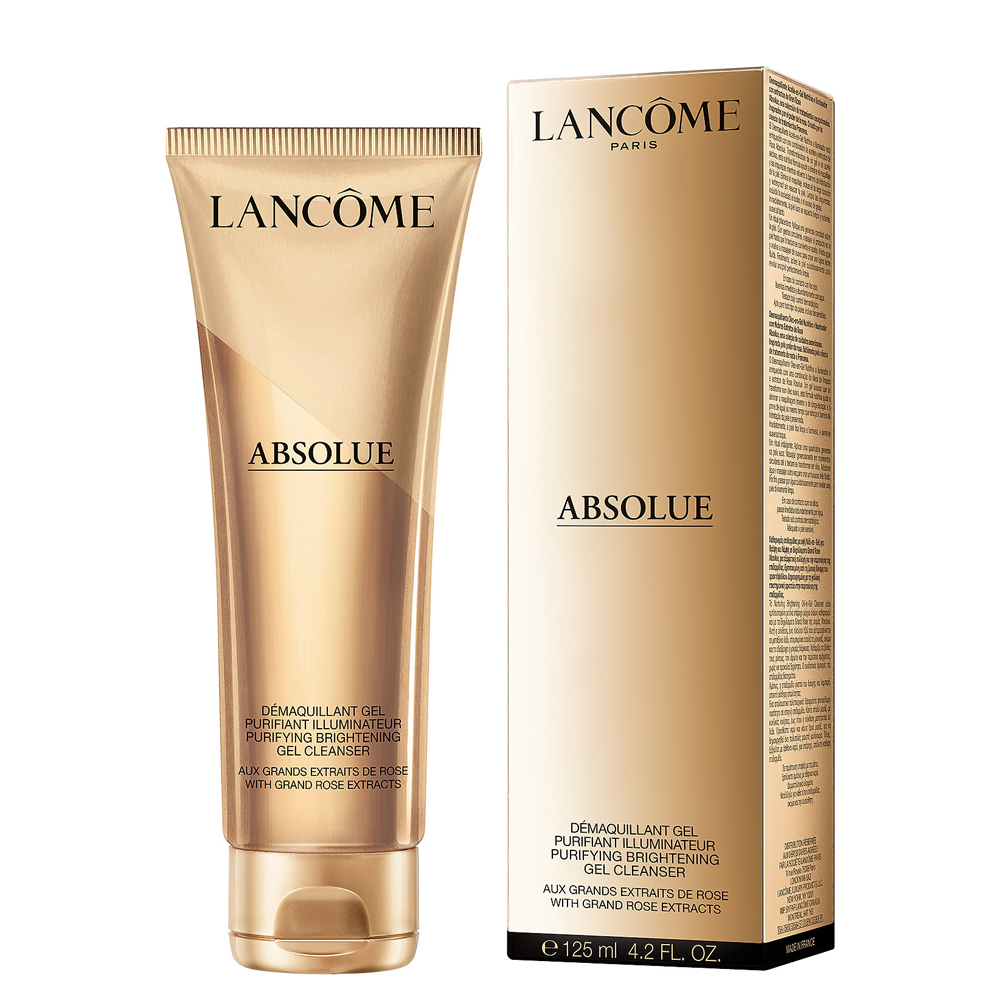 Lancome Absolue Demaquillant Gel Purifiant Illuminateur 125 ml