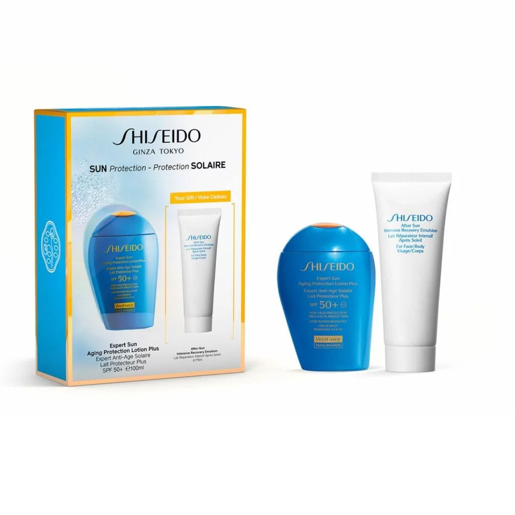 Kit Shiseido Sun Protection 1