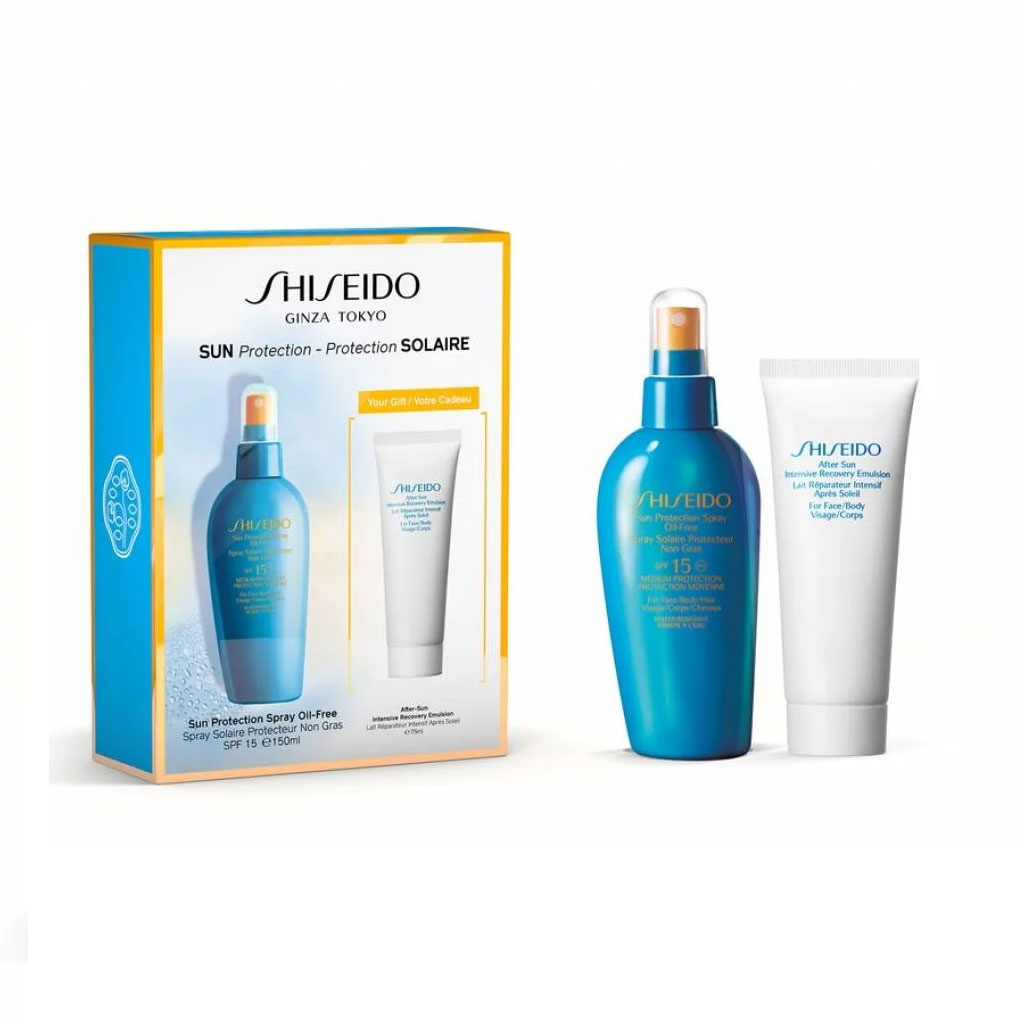 Kit Shiseido Sun Protection 2