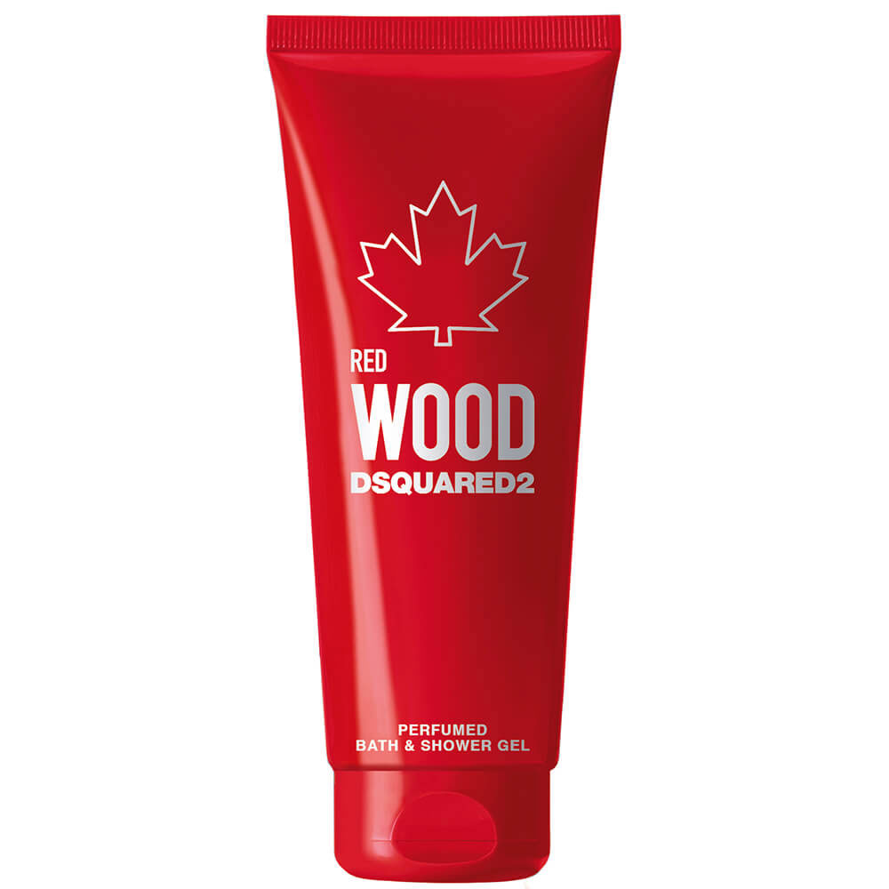 Dsquared2 Red Wood pour Femme Perfumed Bath & Shower Gel 200 ml