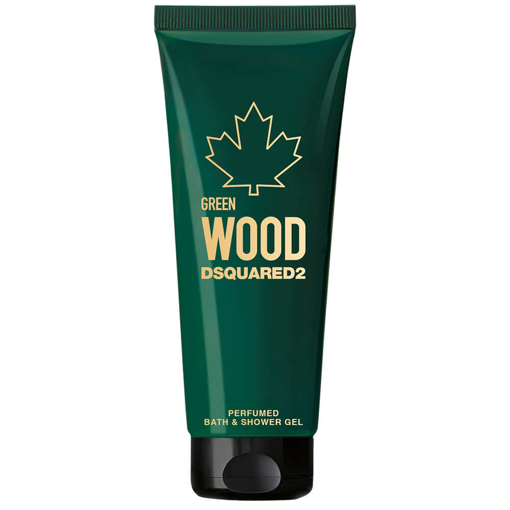 Dsquared2 Green Wood pour Homme Perfumed Bath & Shower Gel 250 ml