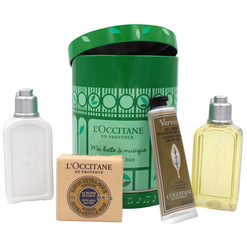 Kit L Occitane Carillon Verbena