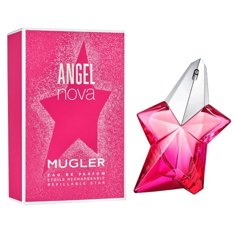 Thierry Mugler Angel Nova eau de parfum 50 ml spray ricaricabile