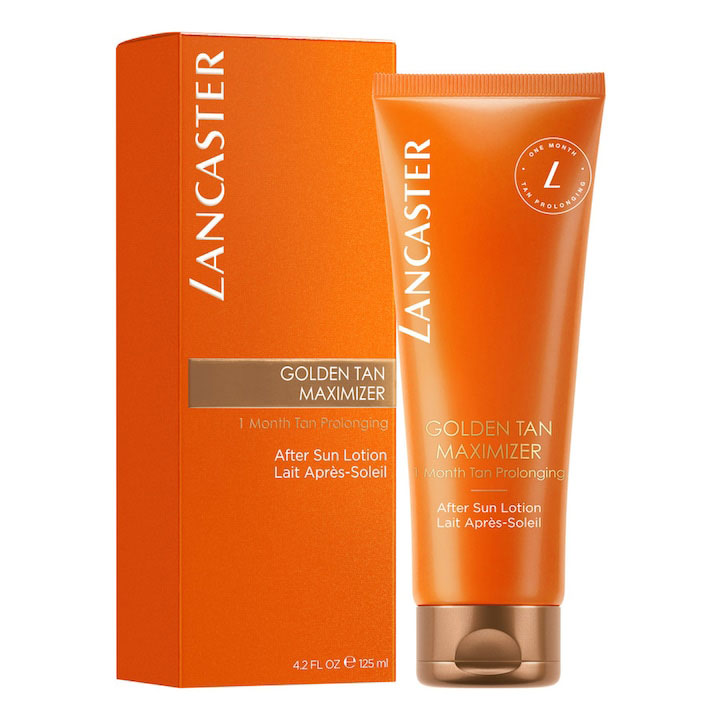 Lancaster Golden Tan Maximizer After Sun Lotion 125 ml