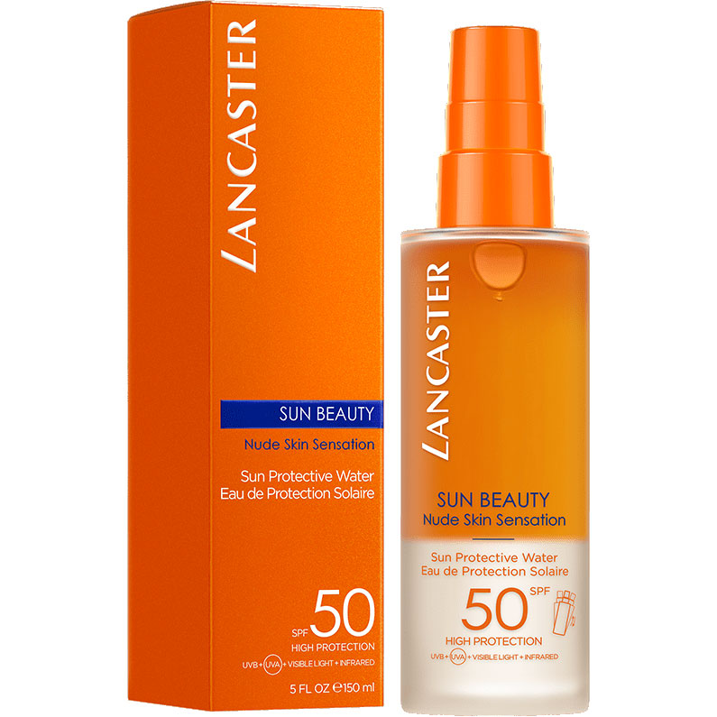 Lancaster Golden Sun Beauty Sun Protective Water SPF50 150 ml