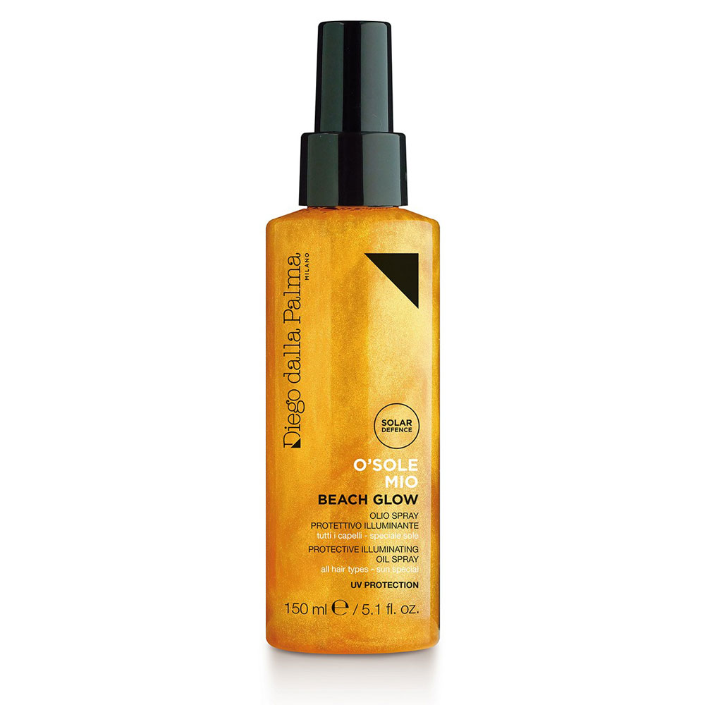 diego dalla palma O Sole Mio Beach Glow Protective Illuminating Hair Oil 150 ml